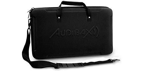 Audibax Atlanta Case 60, Maleta para Controladora DJ, Pioneer DDJ-400 / SB3 / SB2 / Traktor S2 MK3, Compacta, Segura y Cómoda, Bolso para DJ, Resistente Anti Agua, Óptimo Regalos Adolescentes