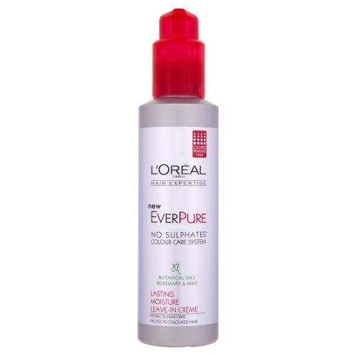 L'Oreal Paris Hair Expertise EverPure Lasting Moisture Leave-In Creme per capelli 150 ml