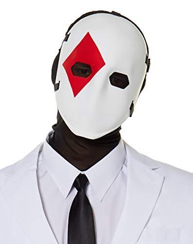 Spirit Halloween Diamond High Stakes Fortnite Mask | Officially Licensed