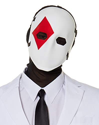 Diamond High Stakes Fortnite Mask   Officially Licensed