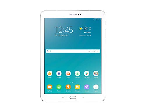 Samsung Galaxy Tab S2 (T713NZWEBTU) 8' Tablet Samsung Exynos 5433, 3GB RAM, 32GB Storage, Android 7.0 - White