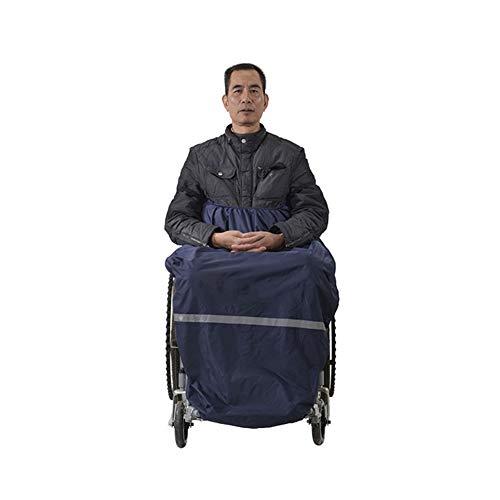YUXINCAI Warm Rollstuhl Decke Thick Windschutzscheibe Bein Wärme Indoor- Und Outdoor-Reisen Mittagspause Leg Quilt