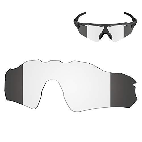Galvanic Replacement Lenses for Oakley Radar EV Path OO9208 Sunglasses - Photochromic Non-Polarized