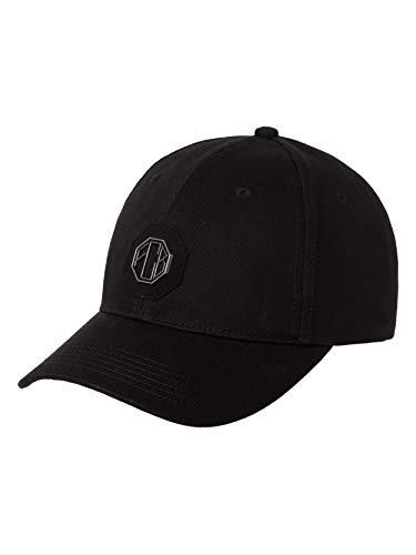 Baseballcap FCB Emblem schwarz