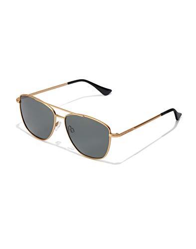 HAWKERS LAX Gafas, Negro polarizado, Adulto Unisex