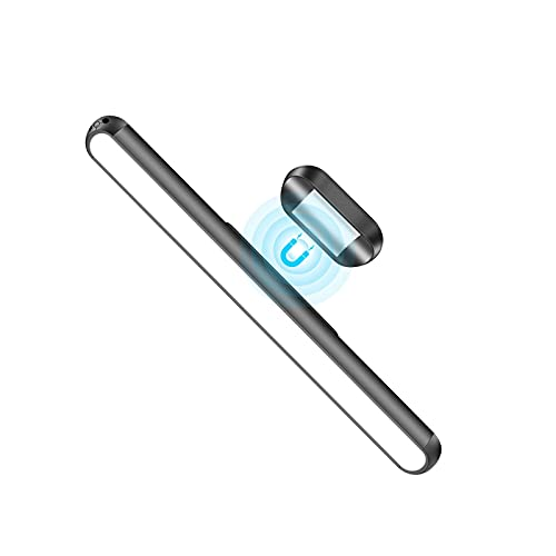 Wangchngqingyd Luz Nocturna, LE DS bajo la luz de la luz de la luz de la luz del armario de la luz de la luz de la lámpara de pared de la iluminación de la iluminación con la tira magnética USB Contro