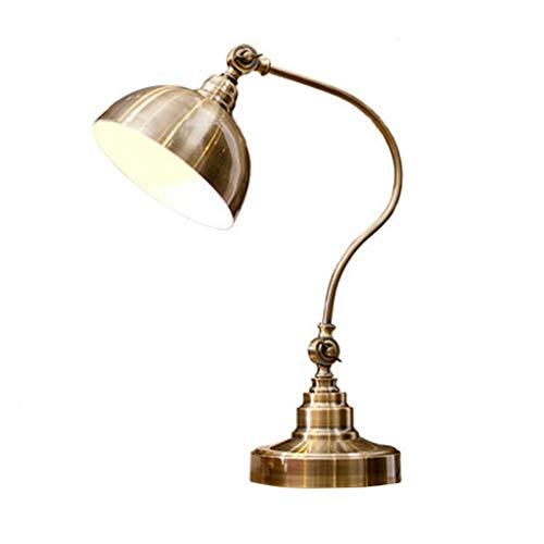 Tafellamp TMS Vintage slaapkamer Republiek China smeedijzeren oude Shanghai IKEA kamerboek Amerikaanse bedlampje vrije tijd