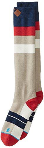 STANCE SNOW Socks BURBANK grey multicolour - L/XL
