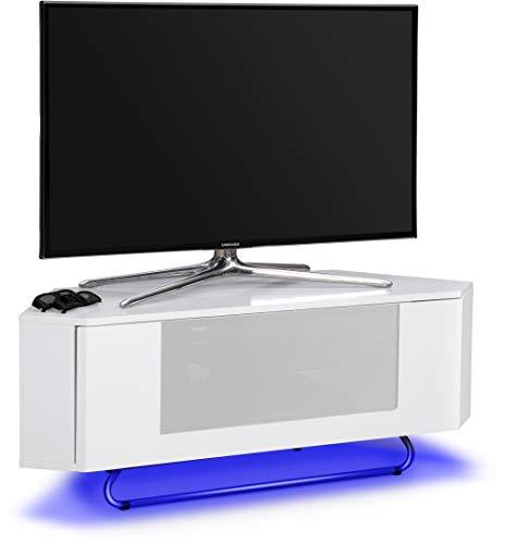 Centurion Support Hampshire - Mobile TV a schermo piatto da 26'-50' con 16 luci LED a colori
