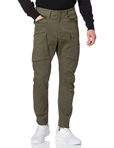 G-STAR RAW Zip Pocket 3D Skinny Cargo Pantaloni, Combat C105-723, 31W x 34L Uomo