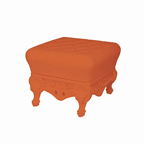 Design of Love Little Prince of Love Pouf Orange courge
