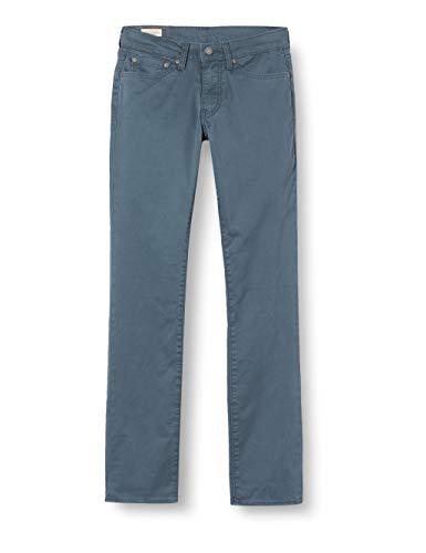 Levi's Herren 511 Slim Jeans, Grau (Dark Slate Sueded Sateen Wt B 4426), W36/L34