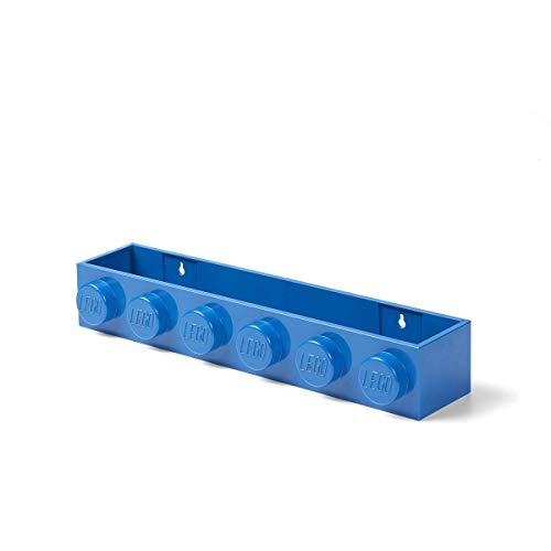 Room Copenhagen LEGO-Bücherregal, Blau, one size