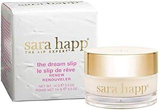 sara happ The Dream Slip Overnight Lip Mask: Moisturizing Natural Blend, Chamomile, Honey and Vanilla Lip Mask, Soothes an...
