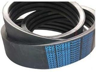 D/&D PowerDrive 3048-8M-50 Timing Belt