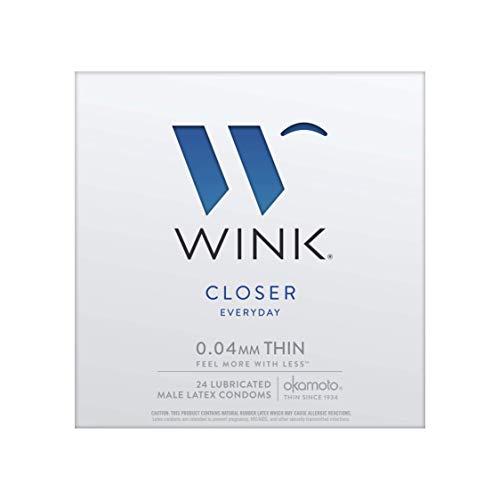 Wink Closer Condoms 24 count