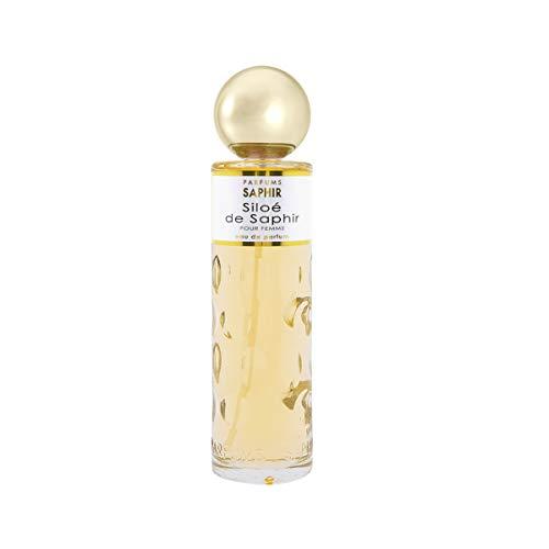 PARFUMS SAPHIR Siloé - Eau de Parfum con vaporizador para Mujer - 200 ml