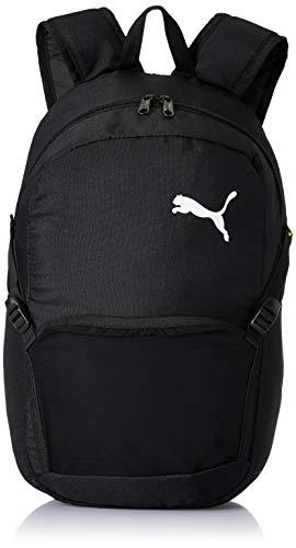Puma Unisex Pro Training II with Ball Net Backpack, Black, One Size