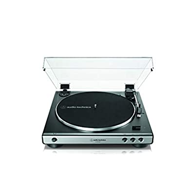 Audio-Technica AT-LP60XUSB Fully Automatic Belt-Drive USB Turntable with LP-to-Digital Recording