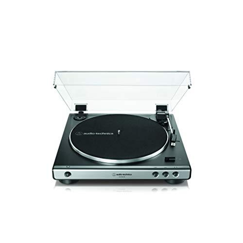 Audio-Technica AT-LP60XUSB - GIRADISCOS AUTOMÁTICO ESTÉREO DE TRACCIÓN POR CORREA (ANALÓGICO Y USB)