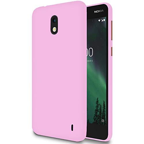 Cover Resistente per Nokia 2 | Rosa | Protezione Antiurto Integrale