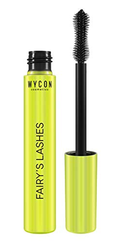WYCON cosmetics MASCARA FAIRY'S LASHES mascara volumizzante con applicatore in elastomero