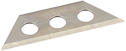Hyde Tools 42026 Mini Top Slide Utility Knife Replacement Blade, 5-Pack