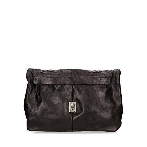 A.S.98 200488 Tasche schwarz, Schwarz - Schwarz  - Größe: One Size