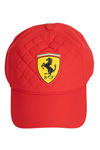 Ferrari gorro rojo sombrero de punto de colcha fórmula 1