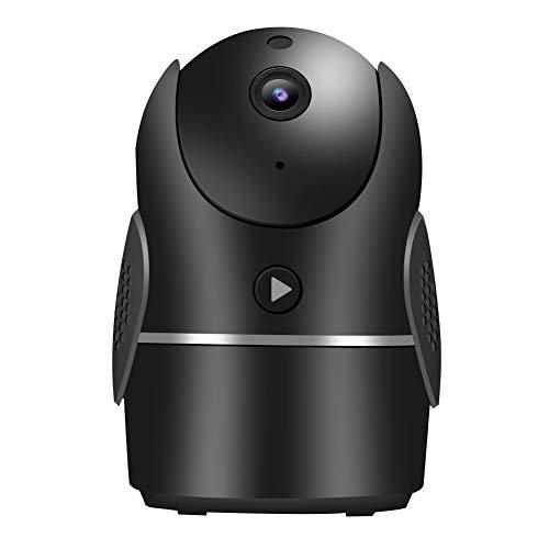 Cámara Vigilancia 720p HD Cámara De Seguridad WiFi Night Vision Detección De Movimiento Detección De Movimiento Cámara De Seguridad De 2 Vías Monitor De Audio De 2 Vías 100-240V