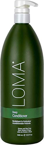 Loma Hair Care Deep Conditioner, 33.8 Fl Oz