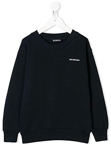 Balenciaga Luxury Fashion Junge 558145TFV198065 Blau Baumwolle Sweatshirt | Frühling Sommer 20