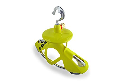 Wetsuit Washer - Surfing and Scuba Diving Swimsuit Rinse Hanger - For Easy Cleaning and Fast Drying by Bully (Yellow)