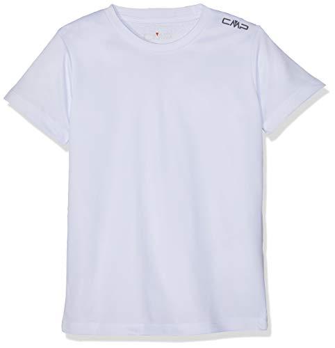 CMP 39T7114, Maglietta Bambini e Ragazzi, Bianco (White), 164 cm