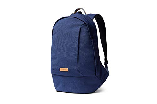 "Bellroy Classic Backpack Second Edition (20 Liter, 15"" Laptop) - Ink Blue"