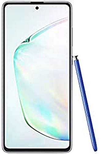 Samsung Galaxy Note 10 Lite (N770F/DS) 128GB 8GB RAM International Version - Aura Glow