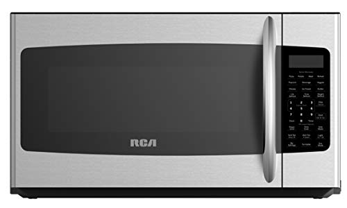 RCA RMW1846-SS 1.8 cu ft 30' Over-The-Range Microwave Oven in Stainless Steel