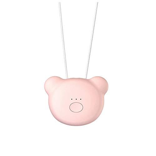 Mini Draagbare Luchtreiniger, USB Negatieve Ionen Generator Wearable Air Purifier Ketting Van Effectieve Reiniging Germs, Dust, Virussen
