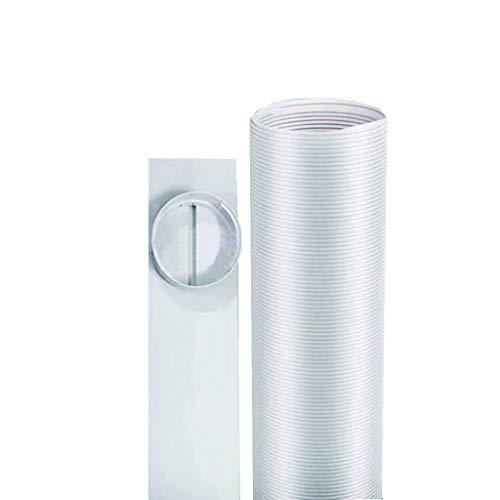 Mobiele airco verwarming uitlaatpijp telescopisch verlengstuk verdikking accessoires voor ventilatiebuizen stof deflector