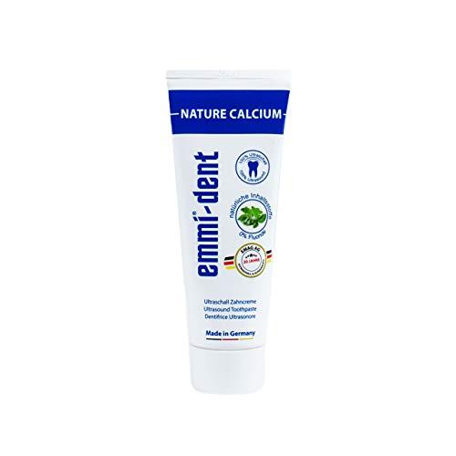 Dentifrice EmmiDent Nature for Ultrasonic 65103 blanc 75 ml