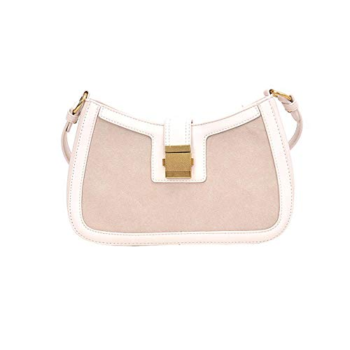 JiDan Handtasche Gebrauchte Taschen Neue Schultertaschen für Damen Commuter Rome Bags Underarm Bag