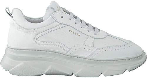 Copenhagen Footwear Sneaker Low Cph60 Weiss Damen - 41 EU