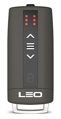 TrekStor Leo Smartkey - Portachiavi Completamente Automatico per Massimo 6 Chiavi, Colore: Antracite