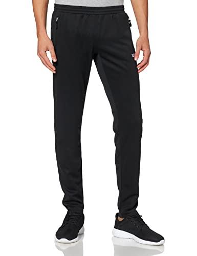 uhlsport–Pantaloni Essential Perform, Uomo, Hose Essential Perform, Nero, XXL