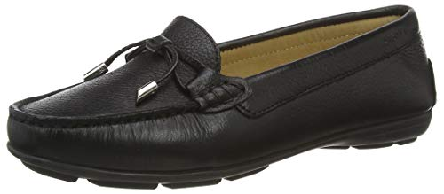 Hush Puppies Damen Maggie Slipper, Schwarz (Black Black), 39 EU