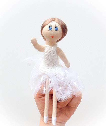 Fingerpuppen-Ballerina