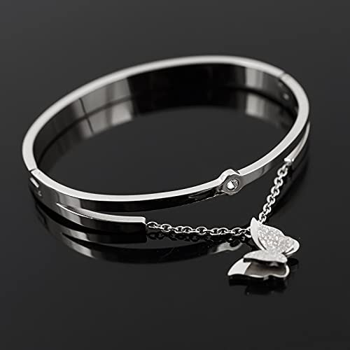 Deluxe zhongbao Luxury Butterfly with Quality inspection Chain Bracelets Bangles Women for