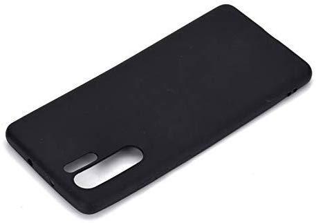 CoverKingz Handyhülle für Huawei P30 Pro - Silikon Handy Hülle P30 Pro - Soft Case in matt Schwarz