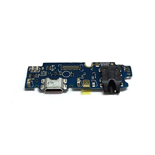 ZHOUZHONGLAN 20 placas de carga de puerto USB para Asus Zenfone Max Pro M1 ZB601KL ZB602KL puerto de carga USB Flex cable piezas de reparación (color orignial)