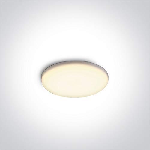 ONE Light - 10106CF/W LED sin marco 6W WW IP65 230V
